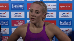 O'Connor Not Overly Happy With Her Performances at Trials (Video)