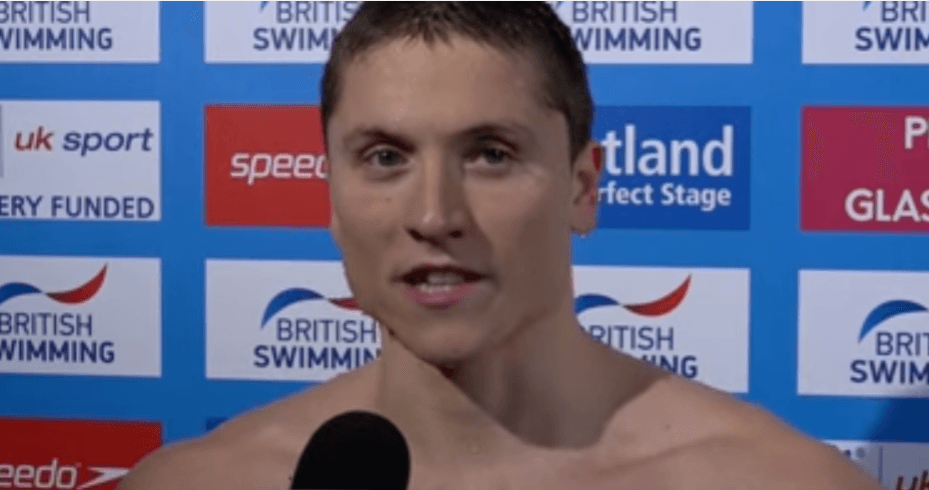 Britain's Roberto Pavoni Announces Retirement from Swimming