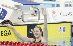 Sydney Pickrem Breaks Canadian Record With World Leading 2:09.5 200 IM