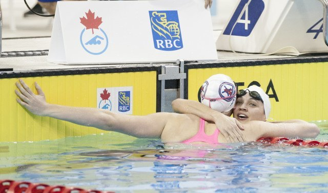 Kylie Masse 2016 Canadian Olympic Trials