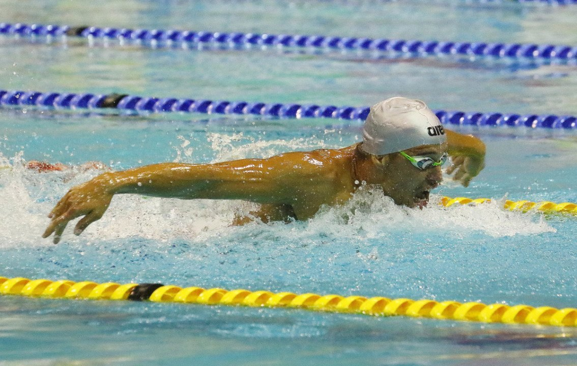 Le Clos, Van Der Burgh Add To South African Gold Rush At CANA