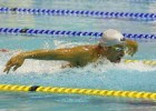 Chad le Clos en route to winning the 200 fly at the 2016 South African Olympic Trials. Photo Courtesy: Anesh Debiky/Swim SA