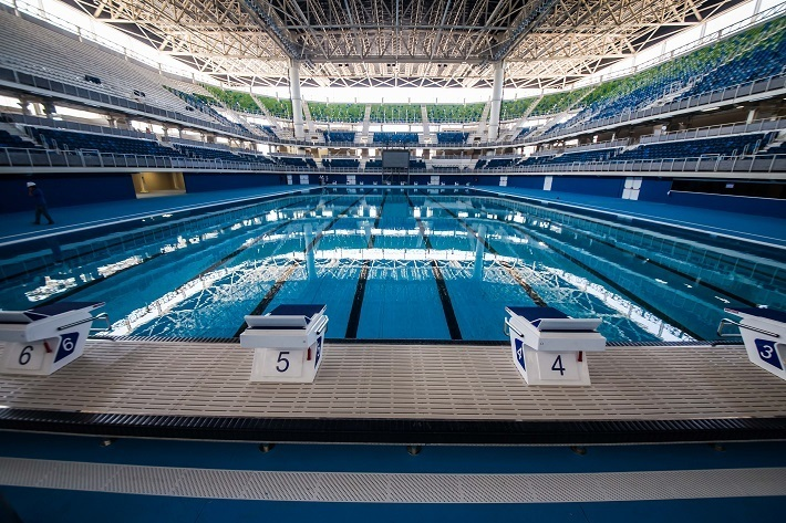 Olympic Pool Set to Open July 25th