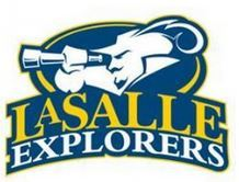 La Salle University Swimming and Diving