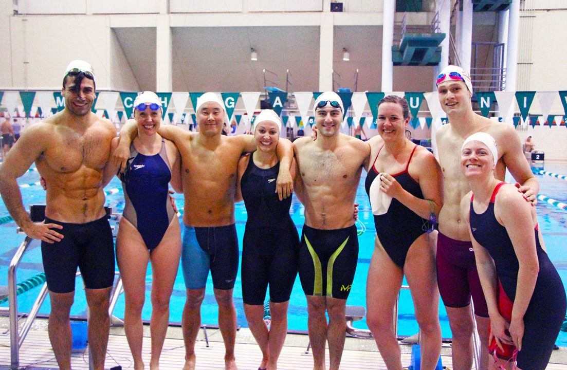 Team MySwimPro Succeeds At Michigan Masters Championships
