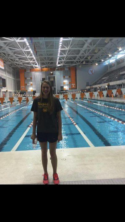 Ohio State Champ Meg Sichterman Verbally Commits To Tennessee for 2017