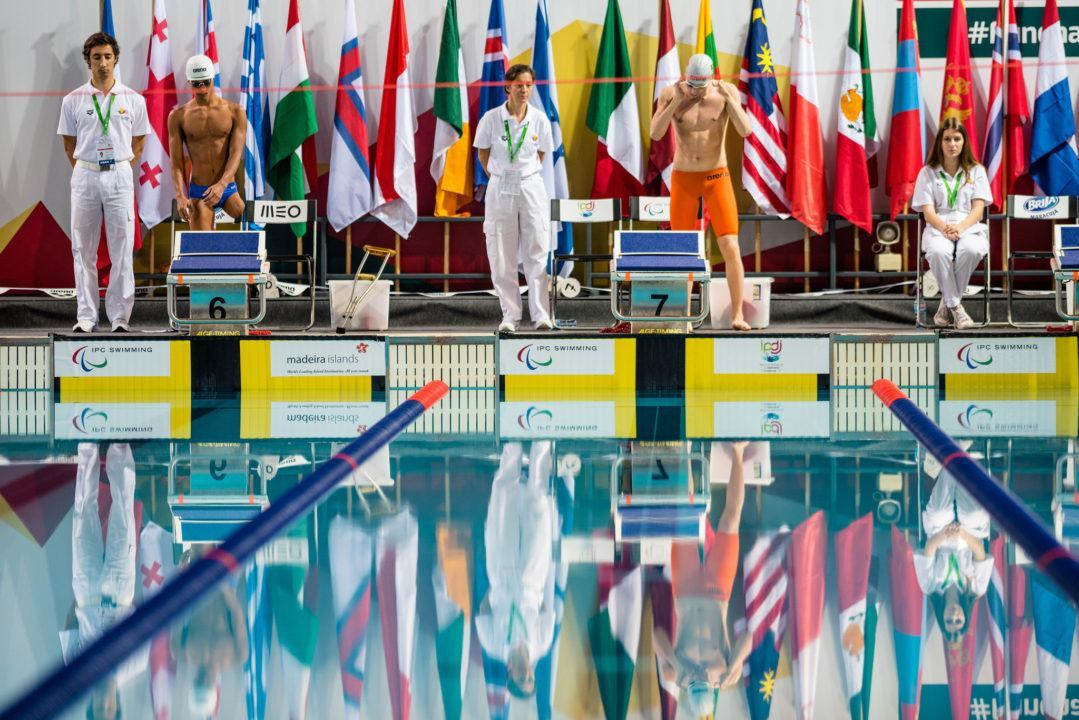 Belarus' Boki En Route To 200 IM Gold In IPC Euros Day 7 Prelims