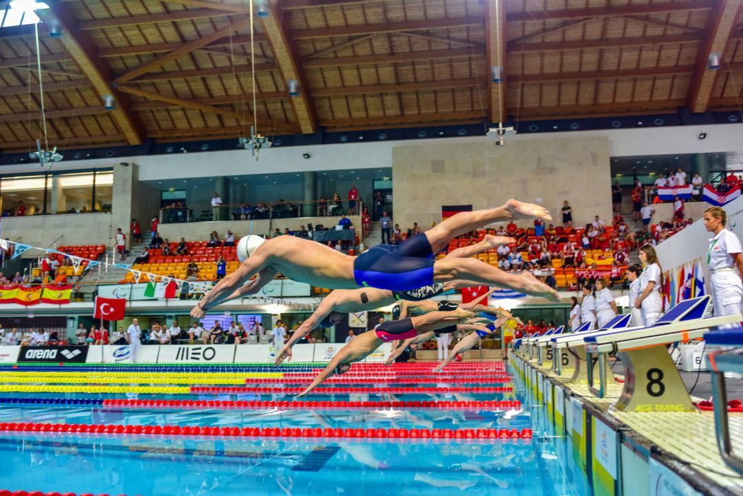 IPC European Championships Day 4 Finals Results in 9 World Records
