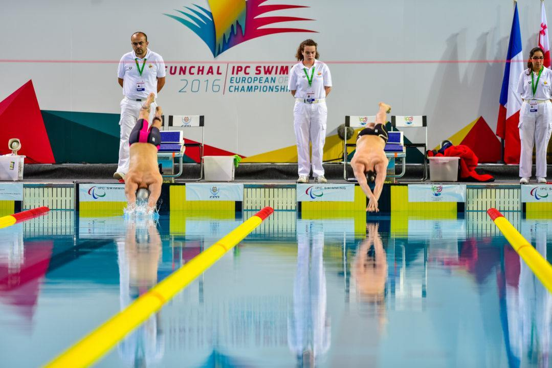 Russia Clocks Two World Records at IPC Euros Day 1 Finals