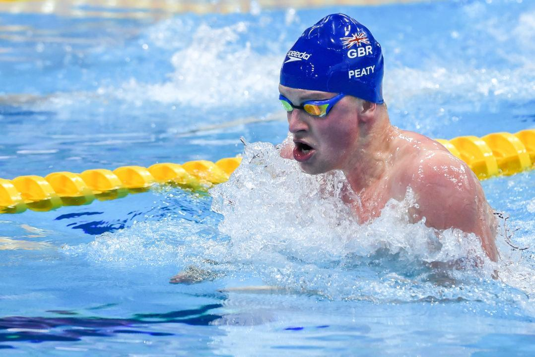 Adam Peaty Demolishes 100 Breast World Record In Prelims