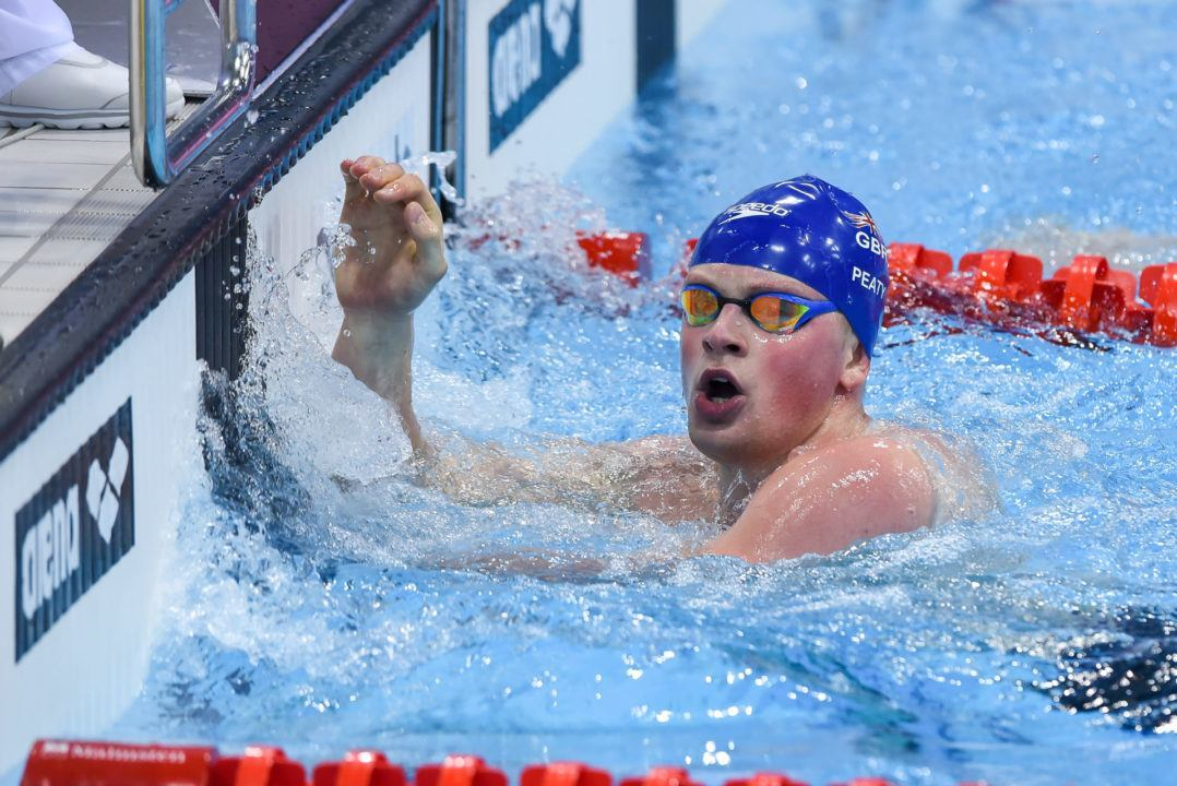 2017 Worlds Previews: Peaty Teasing 57 Barrier in 100 Breast