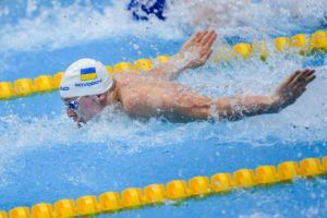 Govorov Puts Up World's Top Time in the 50 Butterfly at French Open