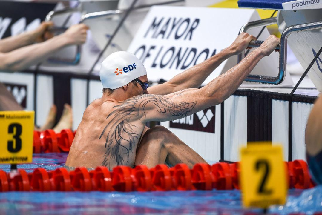 French World Champion Lacourt confirms attendance at 2017 Euro Meet