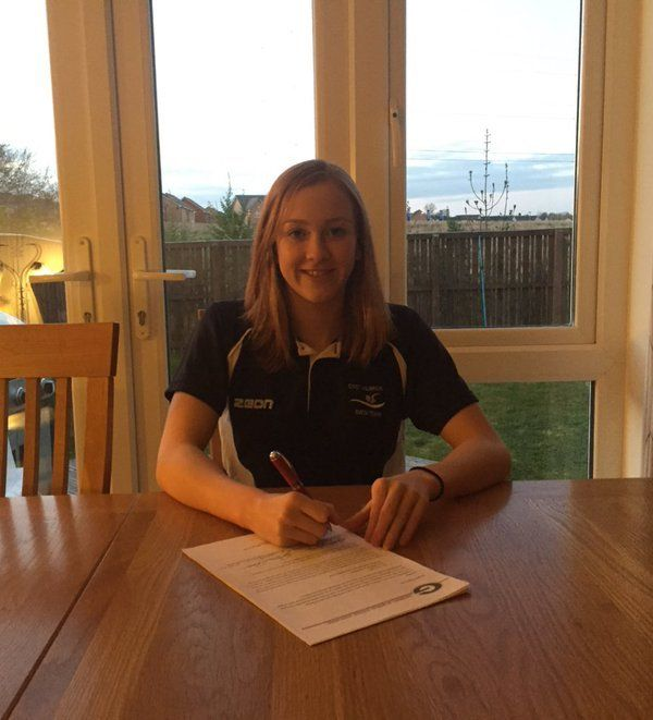 Youth Commonwealth Medalist Meg Finnon Commits To Georgia