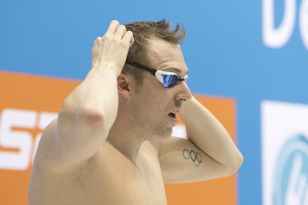Marco Koch jagt Weltrekord und siegt beim World Cup in Moskau, Tag 1