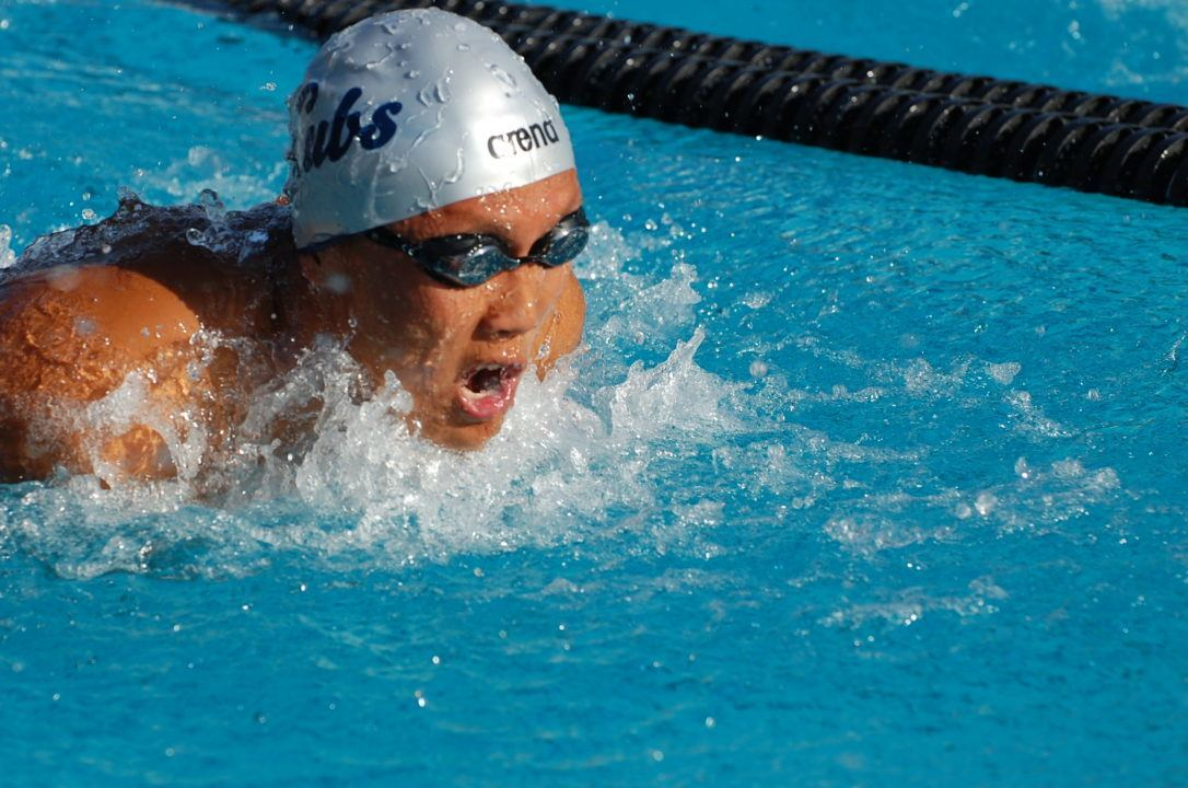 Lee Closes in on 200 IM Record in CIF Southern Section D1 Prelims