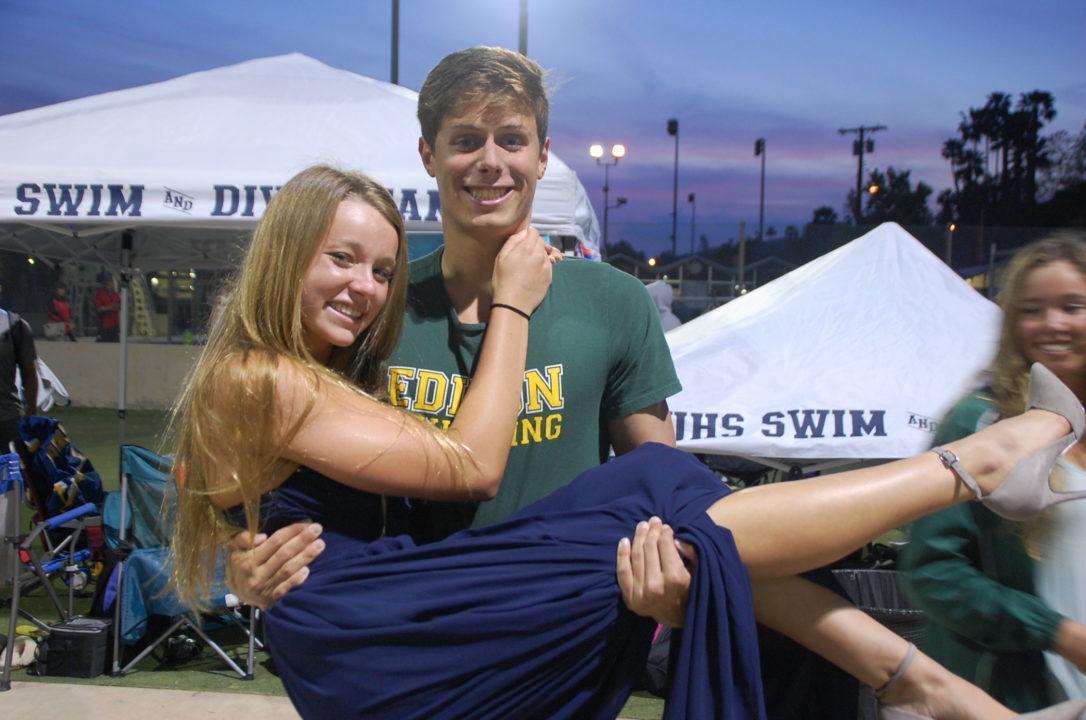 11 Dinge, die passieren, wenn man einen Schwimmer datet