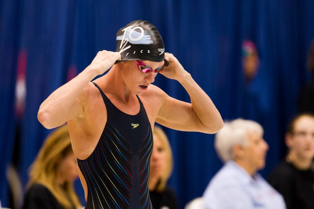 A Day Shy of 38, Erika Erndl Qualifies for 5th Olympic Trials