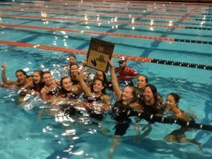 Poly Pasadena won their second consecutive CIF-SS Division III title. Photo Anne Lepesant