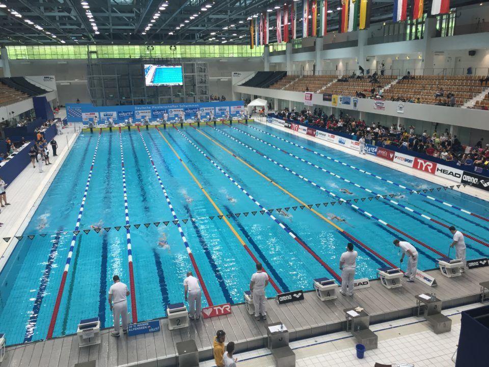 2016 German National Championships, day 1 prelims analysis
