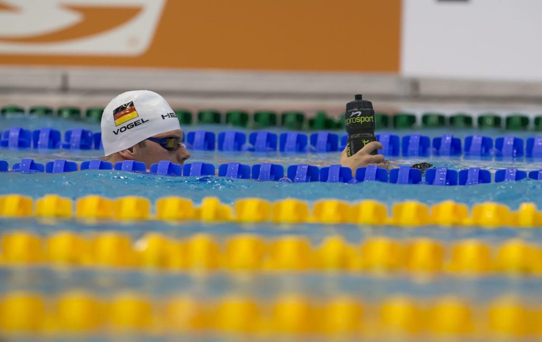 Florian Vogel hört mit dem Wettkampfsport auf