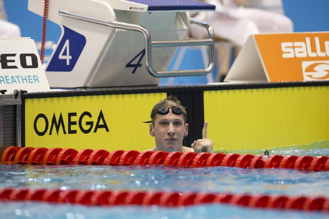 Wellbrock, Johansson Lower 800 Free National Records In Stockholm