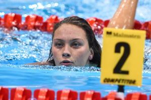 European Record Holder Mie Nielsen Of Denmark Retires