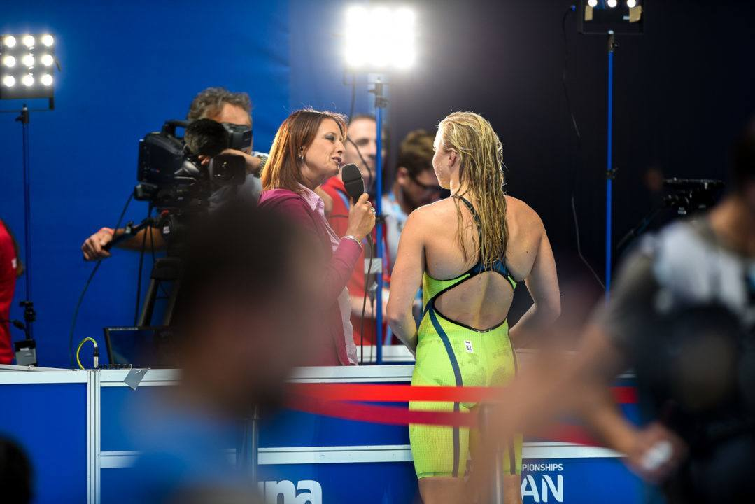 Ruta Meilutyte… The Legacy Begins