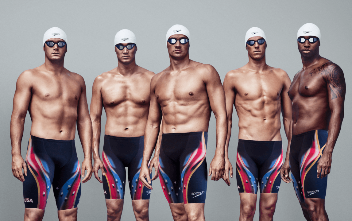 Speedo® Unveils Fastskin LZR Racer 2016 Federation Suits
