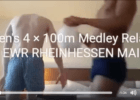 400 Medley Relay like you've never seen it before (VIDEO)