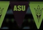 ASU Flags, stock ASU