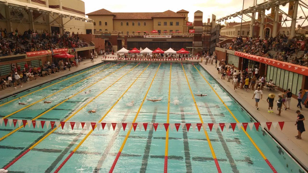 USC All-American Swimmer Evan Swenson Changes Sports For Senior Season