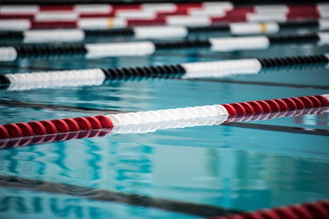 Steins Sets 50 Backstroke Record Twice in One Day at Latvian National Champs