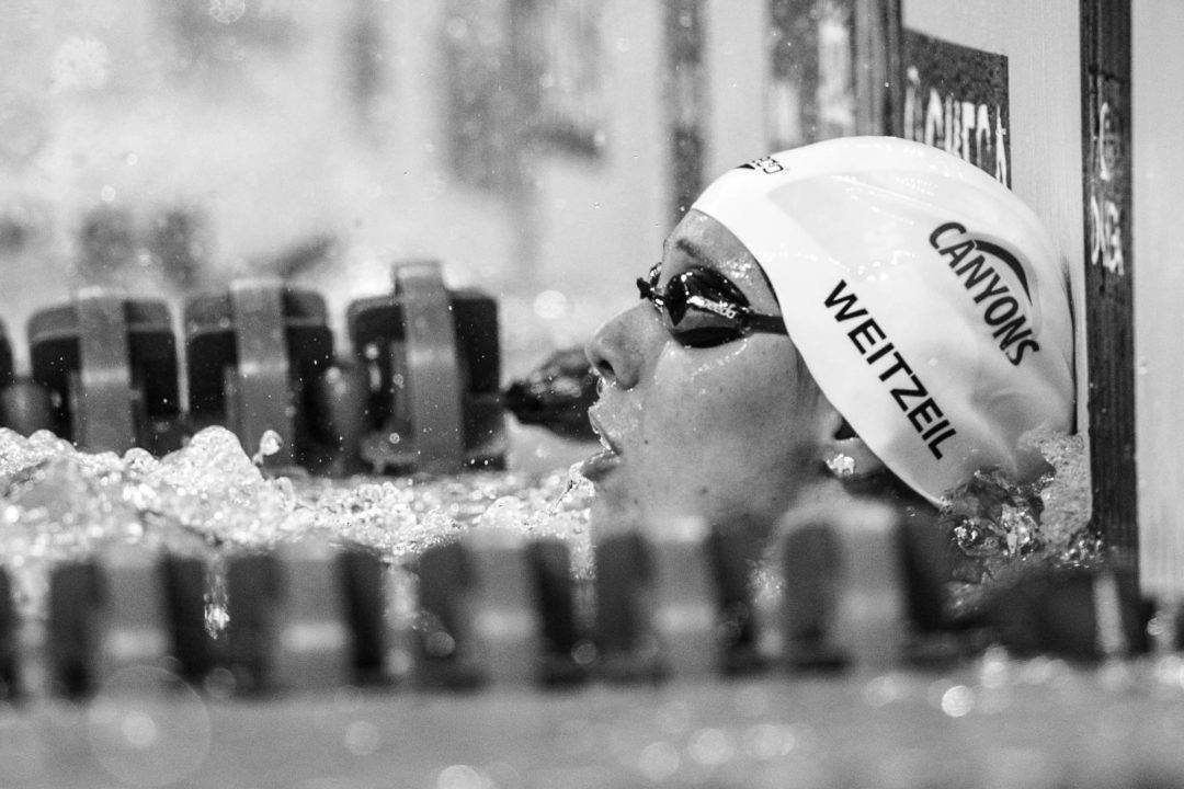 2016 Georgia Invite: Weitzeil Leads Nation with 47.2 100 Free in Day 3 Prelims