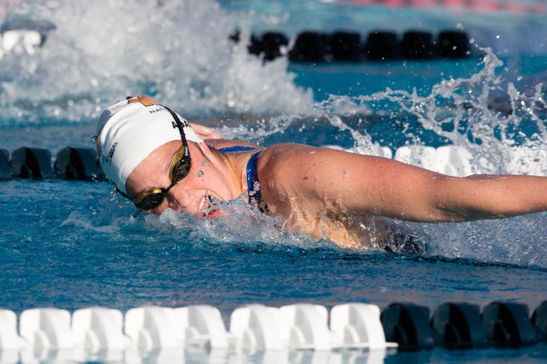 UPDATE: 200 Fly Favorite Cammile Adams Has DQ Overturned