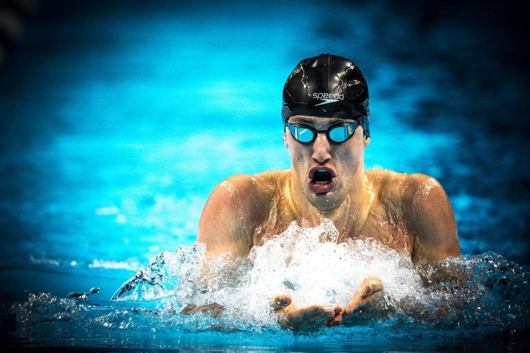 Andrew Wilson's 51.02 Demolishes D3 100 Breast Records, Is #5 All-Time