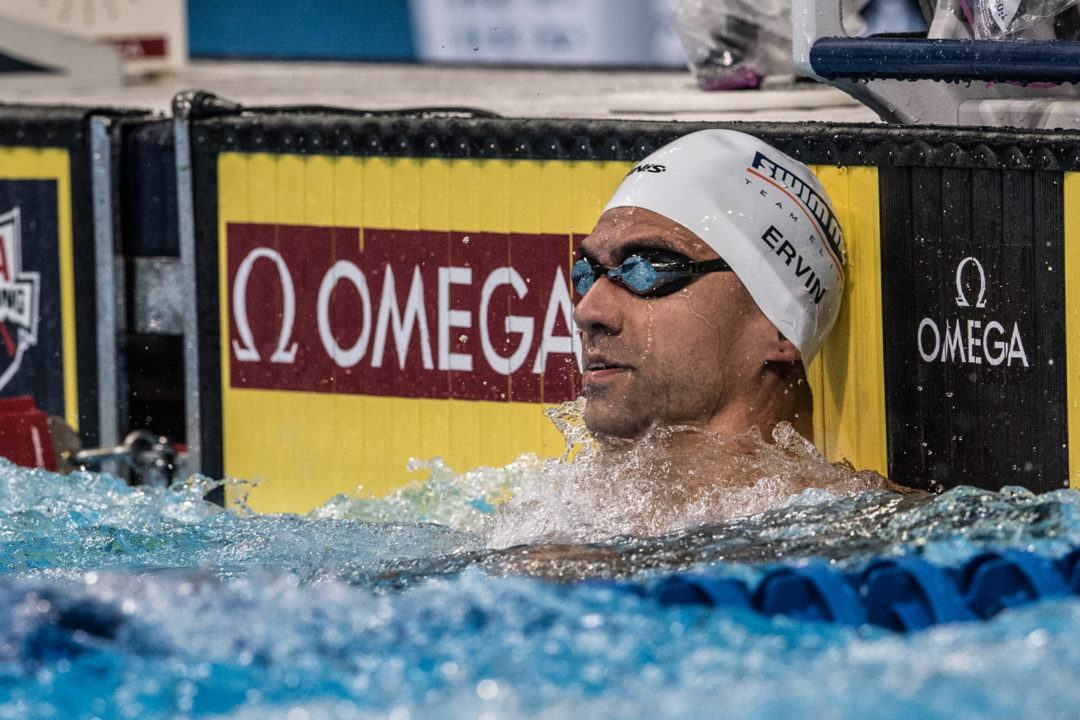 Fertel Doubles Up, Ervin Wins 50 Free Gold To Close Maccabiah Games