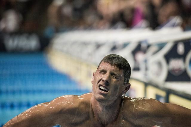 Conor Dwyer (photo: Mike Lewis)