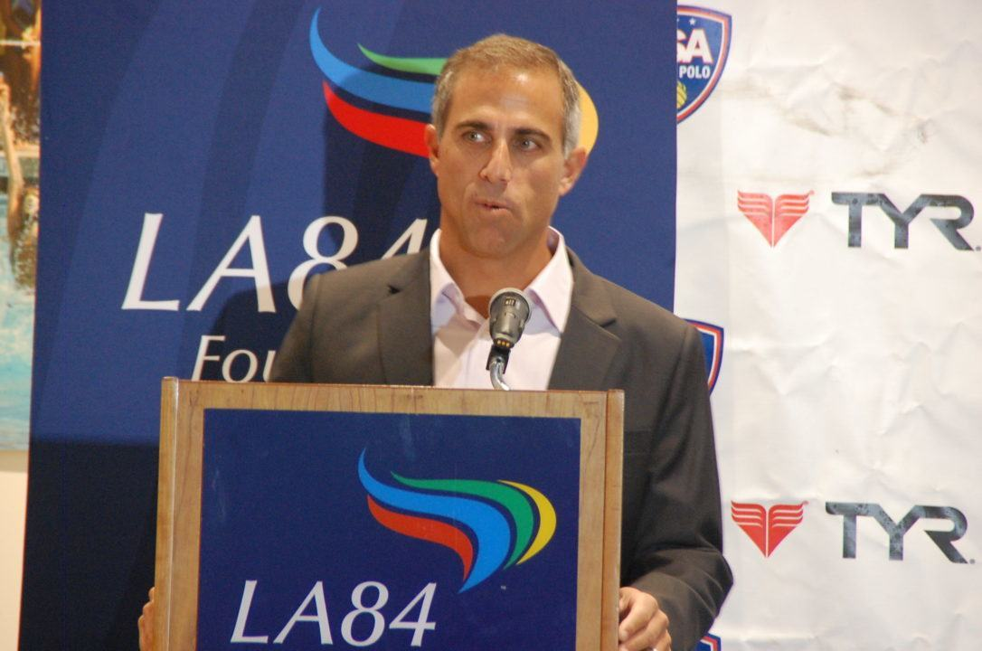 Water Polo's Adam Krikorian Named Team USA's Coach of the Games