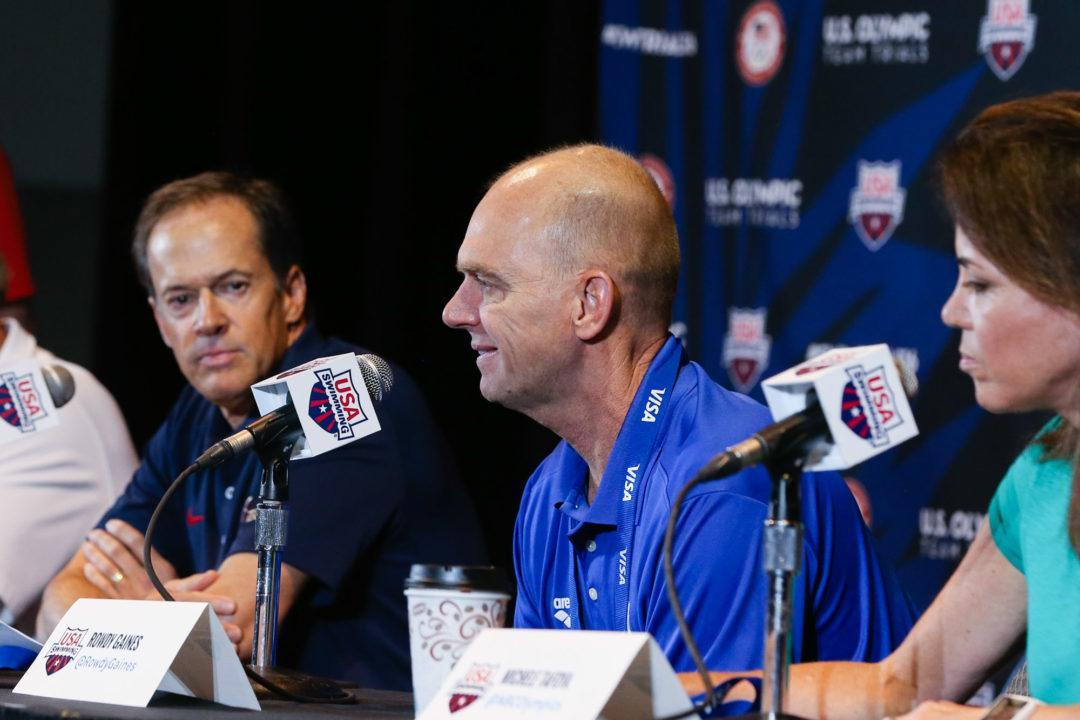 Rowdy Gaines ESPN Documentary 'ROWDY' Premieres June 3rd