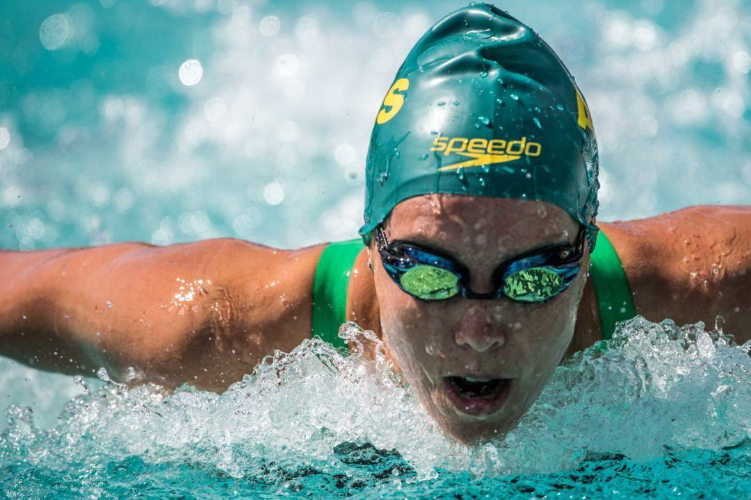 Swimming Australia Supports AOC Decision to Sanction Palmer & McKeon