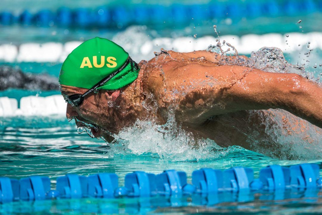 2017 Aussie Age Swimming Championships Qualifying Times Released