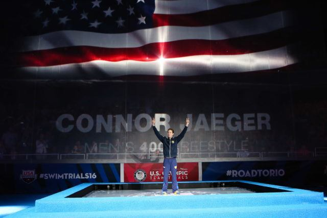 Connor Jaeger 2016 US Olympic Trials