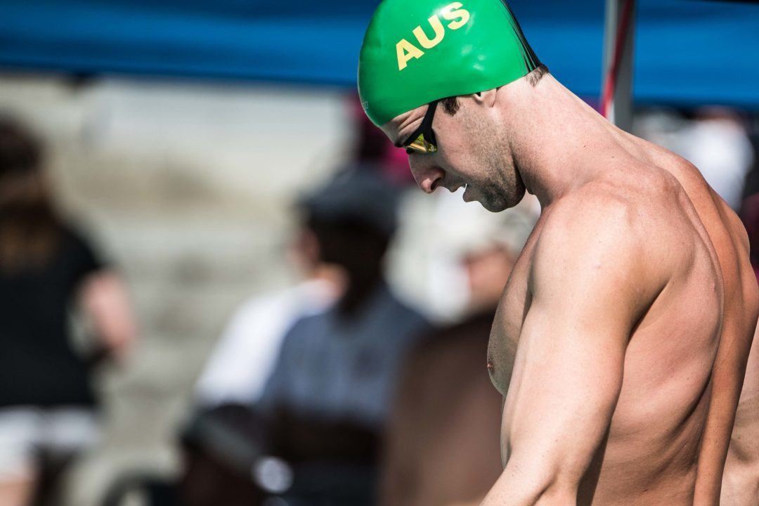 Magnussen Quietly Clocks 50-flat 100 Free In Local Port Macquarie Meet