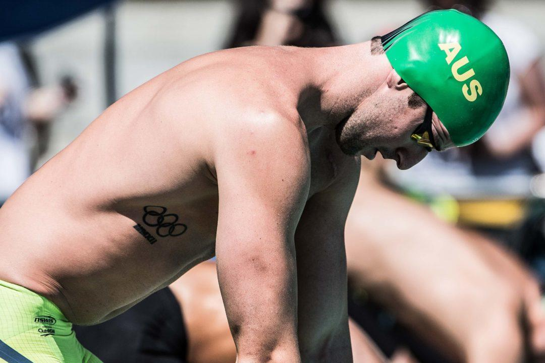 James Magnussen Takes On Local NSW Talent In Port Macquarie