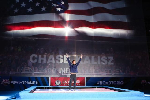 Chase Kalisz 2016 US Olympic Trials