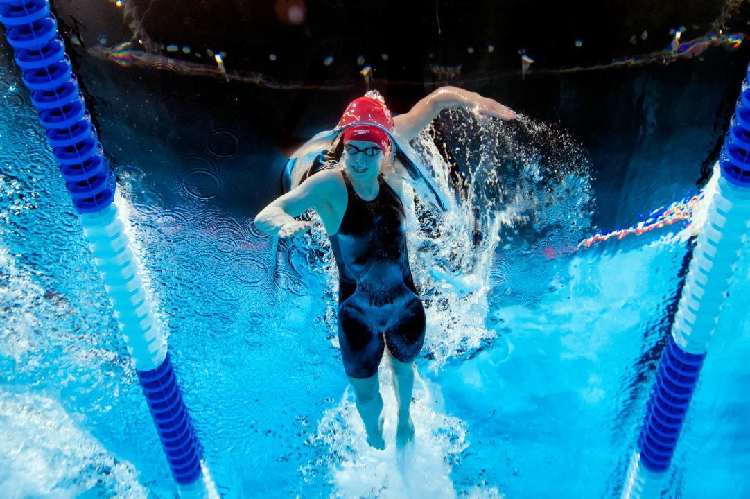 Rio 2016 Olympics Preview: Ledecky Not Alone Under 4 in the 4