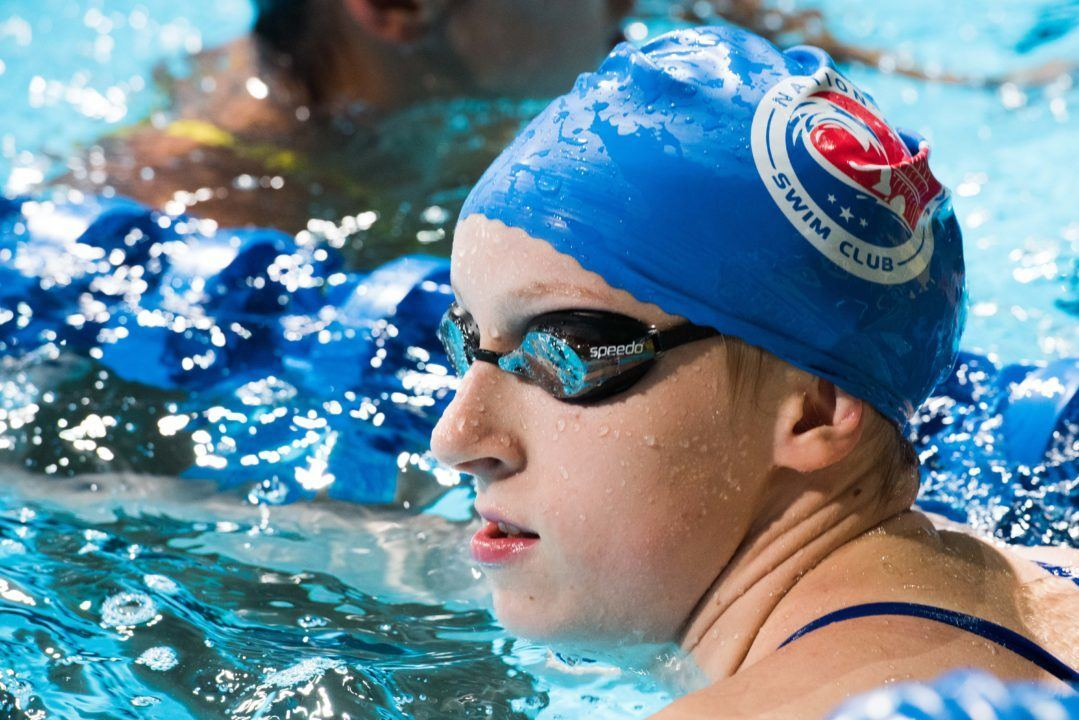 Katie Ledecky to Be Inducted to Washington DC Sports Hall of Fame
