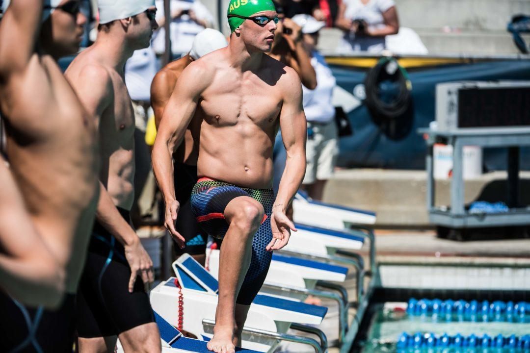 King Kyle 1:45.7 200 Free, Larkin Fastest 1Back Since 2015 At Aussie Trials