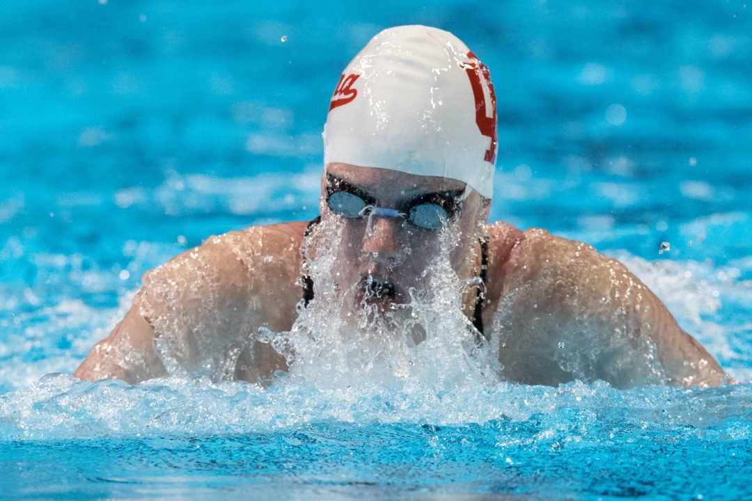 Hardcore Swimmer of the Month: Lilly King, Indiana